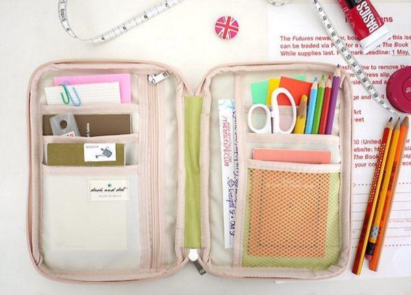 熱銷日韓 護照包 多功能證件夾 手拿包 護照套 護照證件包