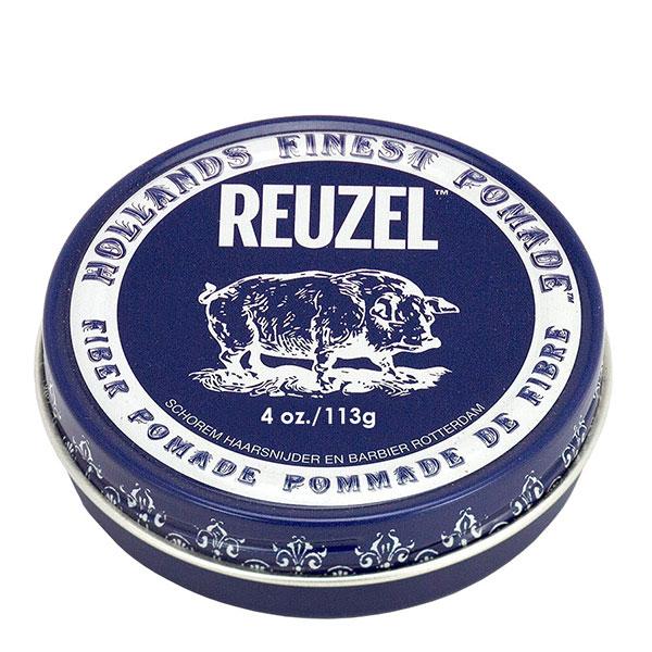REUZEL 深藍豬強力質纖維級水性髮泥 113g (06812)【娜娜香水美妝】
