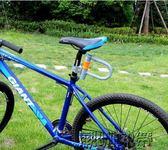 抗液壓剪山地腳踏車鎖防盜鎖U形防剪鎖折疊死飛腳踏車U型鎖