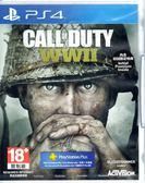 現貨中 PS4遊戲 決勝時刻 二戰 Call of Duty: WWII 中文亞版 【玩樂小熊】