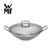 福利品【德國WMF】不鏽鋼炒鍋 36cm