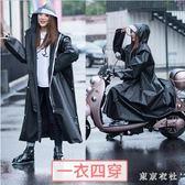 雨衣女成人長款全身徒步外套單人男騎行電動電瓶車自行車摩托雨披  LN3891【東京衣社】