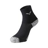 VICTOR 男抗菌消臭機能襪(台灣製 中筒 止滑 訓練 襪子≡體院≡ C-5077C
