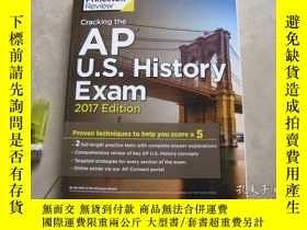 二手書博民逛書店Cracking罕見the AP U.S. History Ex