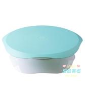 蛋糕轉盤 百?裱花台 生日蛋糕奶油裱花用轉盤 家用做蛋糕防滑轉台烘焙工具 2色