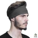 男士運動髮帶頭帶吸汗頭巾健身籃球跑步束髮帶瑜伽止汗帶【步行者戶外生活館】