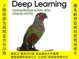 二手書博民逛書店Generative罕見Deep LearningY364682 David Foster O reilly
