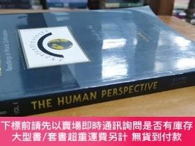 二手書博民逛書店英文原版:THE罕見HUMAN PERSPECTIVE Readings in World Civilizati