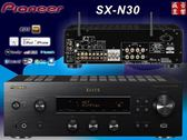 盛昱音響│20th感謝祭  #日本PIONEER SX-N30 網路綜合擴大機  #有現貨