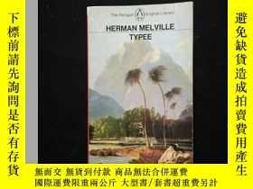 二手書博民逛書店Typee:罕見A Peep at Polynesian Lif