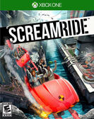 X1 ScreamRide 尖叫飛車(美版代購)