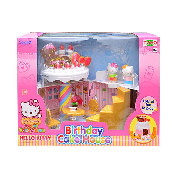 【HELLO KITTY】KT生日蛋糕(KT18020)