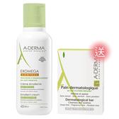 A-DERMA艾芙美 燕麥新葉益護佳營養霜400ml(加贈皂100g)
