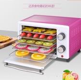 乾果機食物品肉類水果烘乾機家用小型脫水風乾果機食品DC779【VIKI菈菈】