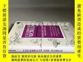 二手書博民逛書店celebrate罕見world:twenty tellable
