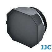 【南紡購物中心】JJC螺牙方形遮光罩46mm遮光罩螺口DV遮光罩LH-DV46B