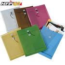 7折HFPWP 不透明立體直式文件袋 PP材質高質感台灣製 限量外銷精品 F121-1-10
