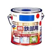 鐵製品防鏽油性面漆-綠0.7L