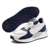 PUMA RS 9.8 SPACE 男鞋 慢跑 休閒 復古 老爹鞋 舒適 白 藍【運動世界】37023002
