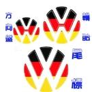 VW 輪胎國旗貼 裝飾貼 GTI polo golf tiguan Beetle passat 沂軒精品A 0044-1