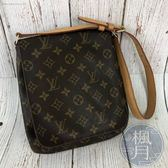 BRAND楓月 LOUIS VUITTON LV M51258 原花 小王菲包
