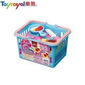樂雅 Toyroyal -購物籃切切樂-廚房組 276元