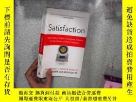 二手書博民逛書店Satisfaction:How罕見Every Great Co