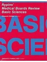 二手書博民逛書店 《Rypins medical boards review》 R2Y ISBN:0397509065│Rypins