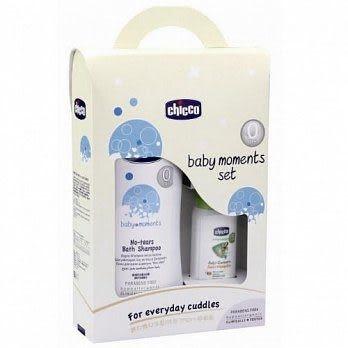 Chicco-寶貝嬰兒洗髮/沐浴露750ml超值組(隨機搭配不同贈品)
