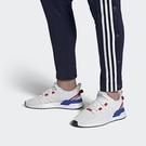 【雙12折後$2680】ADIDAS U_Path Run 男鞋 女鞋 慢跑 休閒 襪套 白 藍 紅 FY2417