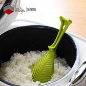 新年大促家用米飯勺子廚房廚具不粘米家用電飯鍋盛飯勺創意可立 森活雜貨