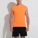 micoface 男士透氣輕薄排汗羽毛球籃球跑步健身運動速干無袖T恤 快速出貨