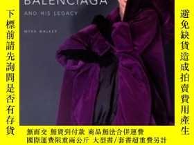 二手書博民逛書店Balenciaga罕見And His LegacyY362136 Myra Walker Yale Univ