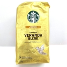 促銷到5月21日 C648080 STARBUCKS VERANDA BLEND 黃金烘焙綜合咖啡豆 每包1.13公斤