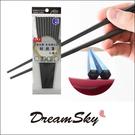 日本 耐熱 六角筷 (五雙入) 筷子 環保 衛生 餐具 日本製  穩固 好用 好夾 好沖洗 不易發霉 Dreamsky
