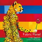 動物 無框畫 油畫 複製畫 木框 畫布 掛畫 居家裝飾 壁飾 風格牆飾【花豹】