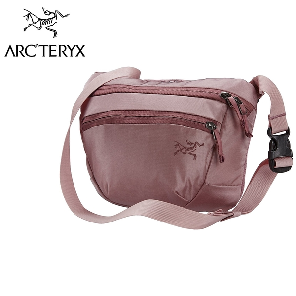 【Arc'teryx 始祖鳥】MANTIS 2 多功能腰包 小粉紅 #25818