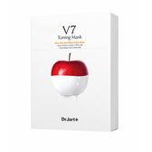 Dr.Jart+ V7維他命肌光瞬白面膜5PCS