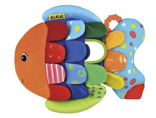 書立得-【美國Ks Kids】有趣的彩虹魚Flippo Fish(KA10653)