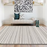 北歐簡約現代地毯/中式ins摩洛哥風格/幾何客廳臥室地毯  長方形WY 【好康八九折】