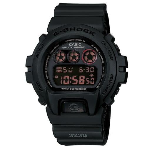 CASIO G-SHOCK/潮流引領時尚黑/DW-6900MS-1DR