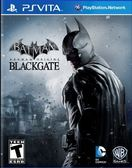 PSV Batman: Arkham Origins Blackgate 蝙蝠俠:阿卡漢始源 黑門(美版代購)
