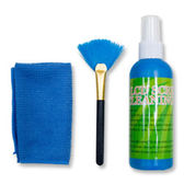 CK-05 經濟型 清潔組 / 清潔液、毛刷、擦式布