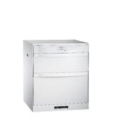 (全省安裝)喜特麗50公分臭氧型鋼琴烤漆嵌入式烘碗機冰晶白JT-3152QGW