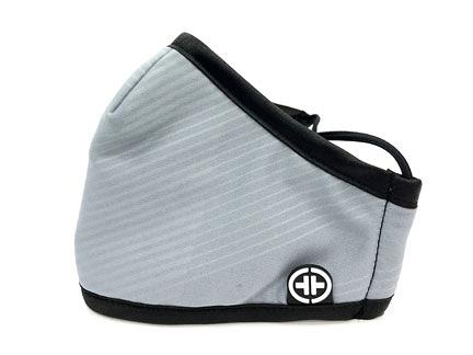 【品業興】康盾口罩-西裝線條灰