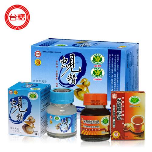 【台糖生技】原味蜆精x42瓶 送6瓶台糖活力養生飲
