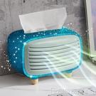 衛生紙架 客廳ins北歐紙巾盒可愛創意抽紙多功能餐巾收納盒臥室少女抽紙盒 印象