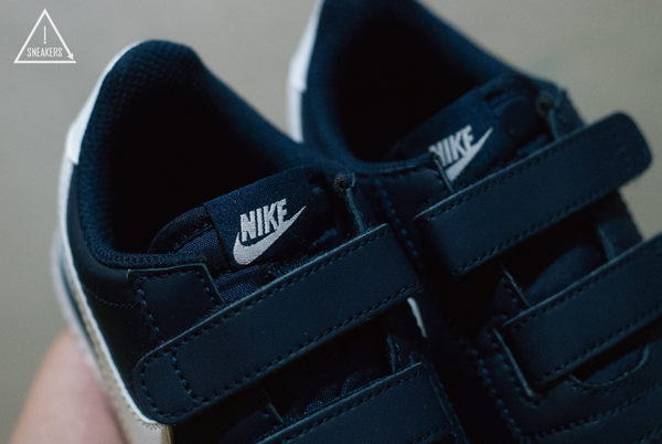 ISNEAKERS Nike Cortez Basic SL 阿甘 深藍白 魔鬼氈 大童