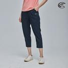 ADISI 女抗UV輕薄吸濕快乾透氣八分褲AP2111101 (S-2XL) / 吸排快乾 輕薄透氣 防曬 休閒褲