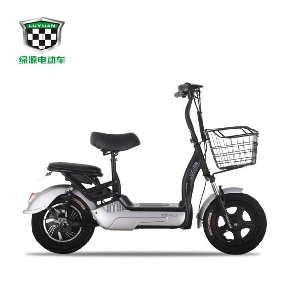 綠源電動車 時尚滑板車 清新靈動 炫酷外觀 上班代步 48V12AH FBCWD 至簡元素